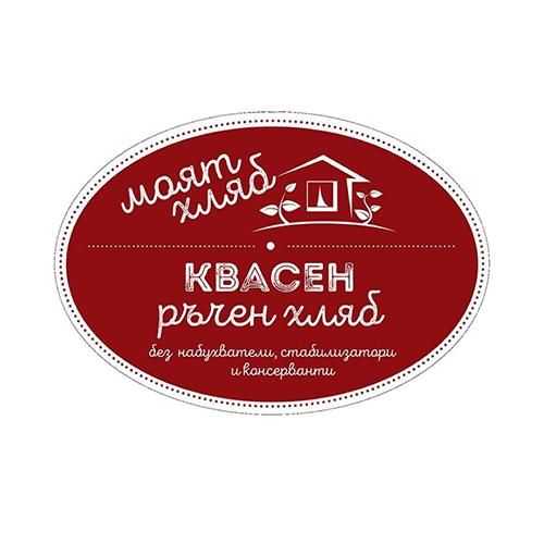 Моят Хляб лого