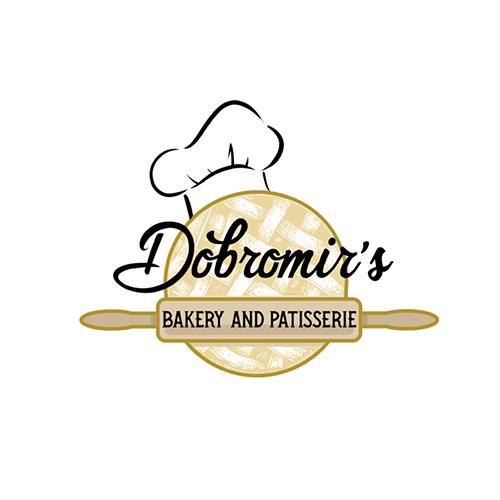 Dobromir_s Bakery logo