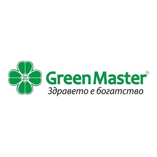 Green Master logo