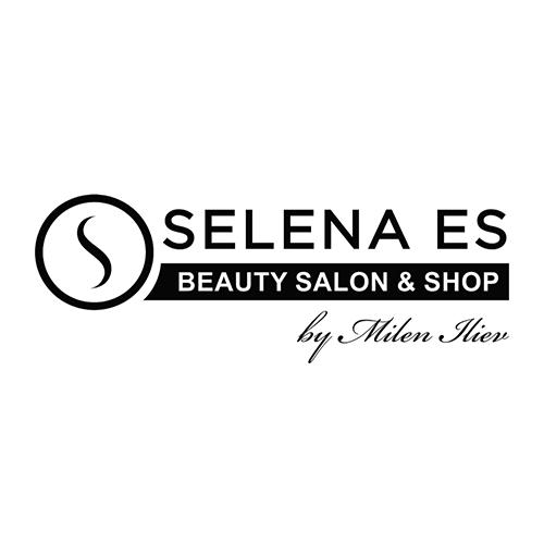 Selena ES Beauty Salon and Shop logo